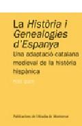 Portada de LA HISTORIA I GENEALOGIES D ESPANYA: UNA ADAPTACIO CATALANA MEDIEVAL DE LA HISTORIA HISPANICA