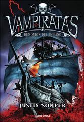 Portada de VAMPIRATAS I. DEMONIOS DEL OCÉANO