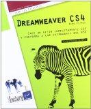 Portada de DREAMWEAVER CS4 PARA PC/MAC: CREE UN SITIO COMPLETAMENTE CSS Y COFORME A LOS ESTANDARES DEL W3C