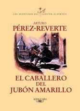 Portada de EL CABALLERO DEL JUBÓN AMARILLO (EBOOK)