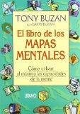 Portada de EL LIBRO DE LOS MAPAS MENTALES: COMO UTILIZAR AL MAXIMO LAS CAPACIDADES DE LA MENTE