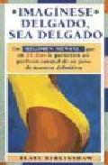Portada de IMAGINESE DELGADO, SEA DELGADO