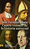 Portada de CUATRO VISIONES DE LA HISTORIA UNIVERSAL