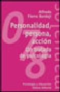 Portada de PERSONALIDAD, PERSONA, ACCION: UN TRATADO DE PSICOLOGIA
