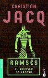 Portada de RAMSES: LA BATALLA DE KADESH