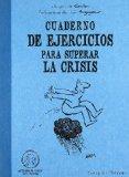 Portada de CUADERNO DE EJERCICIOS PARA SUPERAR LA CRISIS