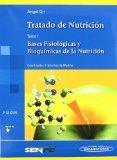 Portada de TRATADO DE NUTRICION (T. I): BASES FISIOLOGICAS Y BIOQUIMICAS DE LA NUTRICION (2ª ED.) (RUSTICA)