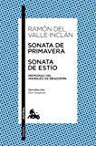 Portada de SONATA DE PRIMAVERA / SONATA DE ESTIO