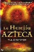 Portada de LA HEREJIA AZTECA
