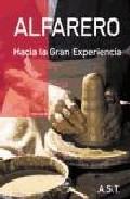 Portada de ALFARERO: HACIA LA GRAN EXPERIENCIA