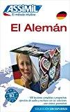 Portada de EL ALEMÁN. LIBRO. EL METODO INTUITIVO: LEHRBUCH DEUTSCH FÜR SPANIER (DAF-NIVEAU A1 - B2)
