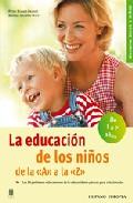 Portada de LA EDUCACION DE LOS NIÑOS DE LA A A LA Z