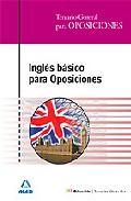 Portada de INGLES BASICO PARA OPOSICIONES