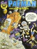 Portada de TOP COMIC PAFMAN Nº 4: CABEZONES DEL ESPACIO