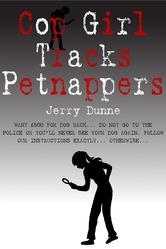 Portada de COP GIRL TRACKS PETNAPPERS