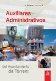 Portada de AUXILIARES ADMINISTRATIVOS DEL AYUNTAMIENTO DE TORRENT. TEMARIO. VOLUMEN II