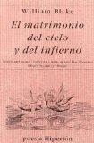 Portada de EL MATRIMONIO DEL CIELO Y DEL INFIERNO