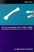 Portada de ACTIVIDAD INTELECTUAL Y EMOCIONES: DOS MODELOS COGNITIVOS METAFORICOS EN ALEMAN Y ESPAÑOL