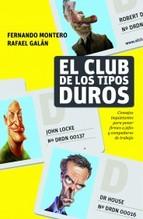 Portada de EL CLUB DE LOS TIPOS DUROS