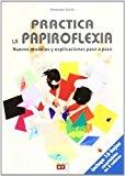 Portada de PRACTICA LA PAPIROFLEXIA (16 HOJAS RECORTABLES EN 4 COLORES)
