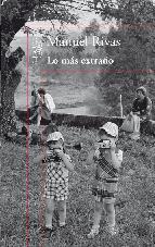 Portada de LO MÁS EXTRAÑO (EBOOK)