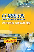 Portada de PROCESOS OPERATIVOS DE CORREOS: PERSONAL LABORAL FIJO: TEMARIO