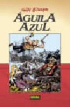 Portada de AGUILA AZUL