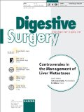 Portada de CONTROVERSIES IN THE MANAGEMENT OF LIVER METASTASES: SPECIAL ISSUE: DIGESTIVE SURGERY 2008, VOL. 25, NO. 6