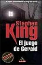 Portada de EL JUEGO DE GERALD