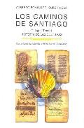 Portada de LOS CAMINOS DE SANTIAGO: TRILOGIA