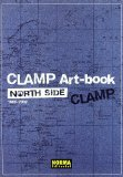 Portada de CLAMP NORTH SIDE: ART-BOOK