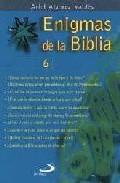 Portada de ENIGMAS DE LA BIBLIA 6