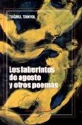 Portada de LOS LABERINTOS DE AGOSTO Y OTROS POEMAS