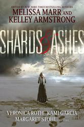 Portada de SHARDS AND ASHES