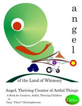Portada de ANGEL, THRIVING CREATOR OF ARTFUL THINGS