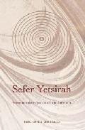 Portada de SEFER YETSIRAH: BREVE INTRODUCCION A LA CABALA HEBRAICA