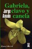 Portada de GABRIELA, CLAVO Y CANELA