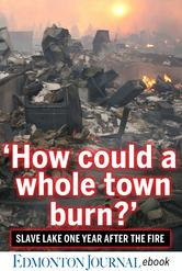 Portada de 'HOW COULD A WHOLE TOWN BURN?'