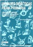Portada de UNIDADES DIDACTICAS PARA PRIMARIA IV: ESA MAQUINA PERFECTA; EL PATIO DE LAS AVENTURAS; MEJORAMOS JUGANDO A--