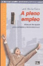 Portada de A PLENO EMPLEO (EBOOK)