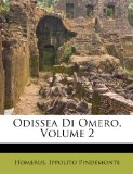 Portada de ODISSEA DI OMERO, VOLUME 2