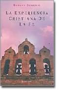 Portada de EXPERIENCIA CRISTIANA DE LA FE