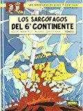Portada de BLAKE Y MORTIMER 17: LOS SARCOFAGOS DEL 6º CONTINENTE 2: EL DUELODE LOS ESPIRITUS