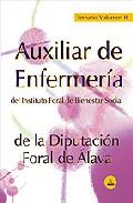 Portada de AUXILIAR DE ENFERMERIA DEL INSTITUTO FORAL DE BIENESTAR SOCIAL DELA DIPUTACION FORAL DE ALAVA