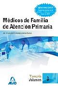 Portada de MEDICOS DE FAMILIA DE ATENCION PRIMARIA DEL INSTITUTO CATALAN DE LA SALUD. VOL. III