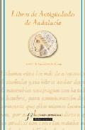 Portada de LIBROS DE ANTIGÜEDADES DE ANDALUCIA