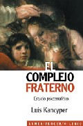 Portada de EL COMPLEJO FRATERNO: ESTUDIO PSICOANALITICO