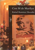 Portada de CON M DE MARILYN (EBOOK)