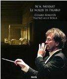 Portada de W. A. MOZART. LE NOZZE DI FIGARO. GERARD KORSTEN. TEATRO ALLA SCALA. CON DVD E 3 CD AUDIO (VOX IMAGO)