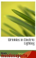 Portada de WRINKLES IN ELECTRIC LIGHTING